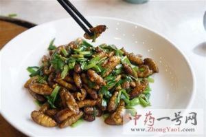 蚕蛹的食用方法